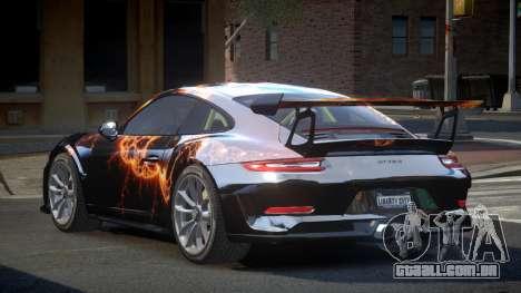 Porsche 911 BS GT3 S2 para GTA 4