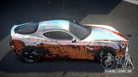 Alfa Romeo 8C US S9 para GTA 4