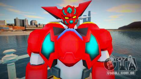 New Getter Robo para GTA San Andreas