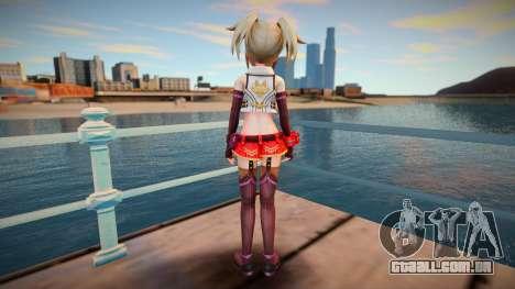 Megadimension Neptunia Collab Makers - GodEat v2 para GTA San Andreas