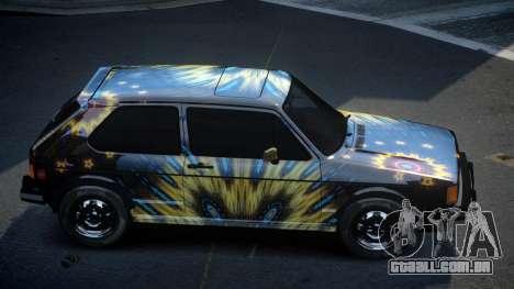 Volkswagen Rabbit GS S9 para GTA 4