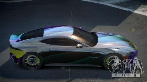 Aston Martin Vantage GS AMR S2 para GTA 4