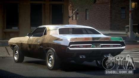 Dodge Challenger SP71 S8 para GTA 4