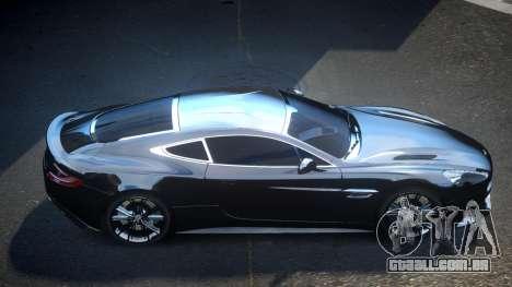 Aston Martin Vanquish iSI para GTA 4