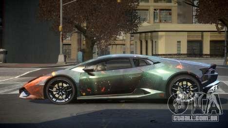 Lamborghini Huracan GST S1 para GTA 4