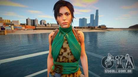 Lara Kantus para GTA San Andreas