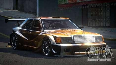Mercedes-Benz 190E GST-U S5 para GTA 4
