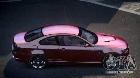 BMW M3 E92 US para GTA 4