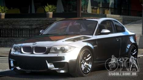 BMW 1M E82 SP Drift para GTA 4