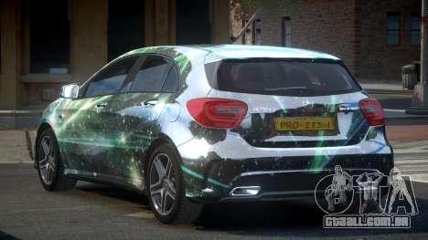 Mercedes-Benz A45 US S6 para GTA 4