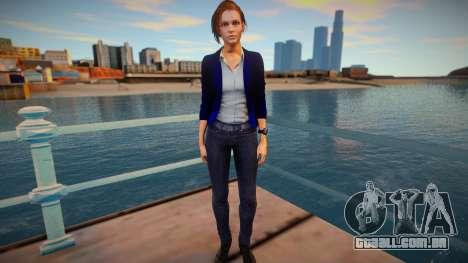 Jill Omnitrix Skin para GTA San Andreas