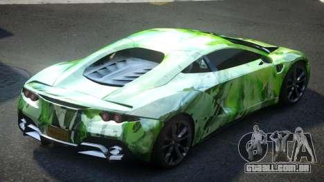 Arrinera Hussarya S7 para GTA 4