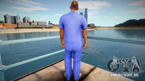 Dwayne para GTA San Andreas