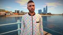 Guy 25 from GTA Online para GTA San Andreas