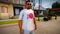 Cuban Gang T-Shirt para GTA San Andreas