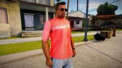 New T-Shirt - tshirtproblk para GTA San Andreas