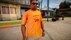 Illegal INN T-Shirt para GTA San Andreas