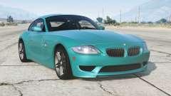 BMW Z4 M cupê (E86) 2006〡add-on v2.0 para GTA 5
