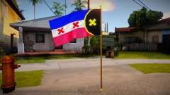 Lmanburg Flag