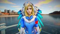 Mercy (Combat Medic Ziegler) from Overwatch para GTA San Andreas