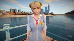 DoA5:LR Marie Rose - Starlight Vest para GTA San Andreas