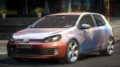 Volkswagen Golf GST S10 para GTA 4