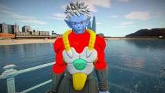 Mira from Dragon Ball Xenoverse para GTA San Andreas
