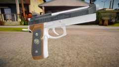 RE2: Remake - Samurai Edge Colt v1 para GTA San Andreas