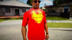 New T-Shirt - tshirtzipcrm para GTA San Andreas