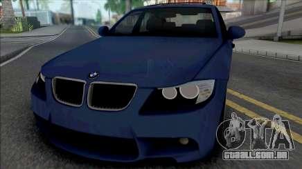 BMW E90 320d M Sport 2010 para GTA San Andreas