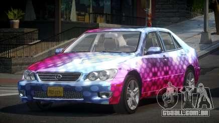 Lexus IS300 U-Style S1 para GTA 4