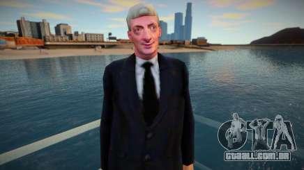 Nestor Kirchner para GTA San Andreas