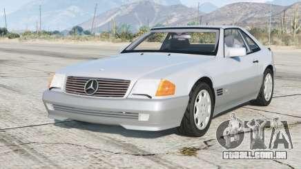 Mercedes-Benz 600 SL (R129) 1993 v1.2 para GTA 5