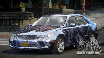 Lexus IS300 U-Style S10 para GTA 4