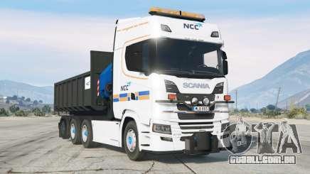 Scania S730 Highline Construction Truck [ELS] para GTA 5