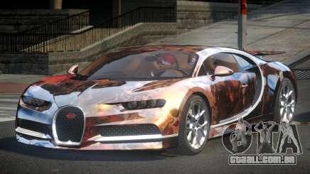 Bugatti Chiron BS-R S1 para GTA 4