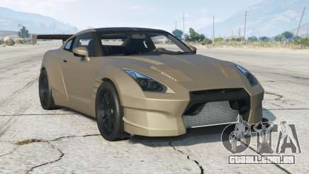 Nissan GT-R Ben Sopra (R35) 〡2012 para GTA 5