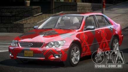 Lexus IS300 U-Style S8 para GTA 4