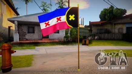 Lmanburg Flag para GTA San Andreas