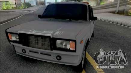 Estilo Táxi Vaz 2107 para GTA San Andreas
