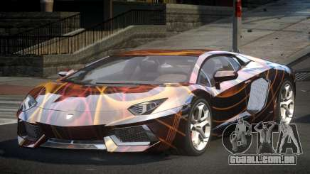 Lamborghini Aventador BS LP700 PJ9 para GTA 4