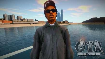 Beta Lance Ryder Wilson Skin para GTA San Andreas