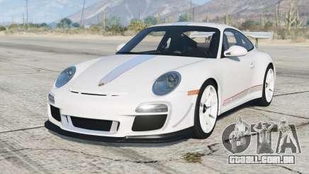 Porsche 911 GT3 RS 4.0 (997) v2.0 20〡11 para GTA 5