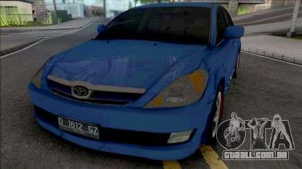 Toyota Avensis [IVF] para GTA San Andreas