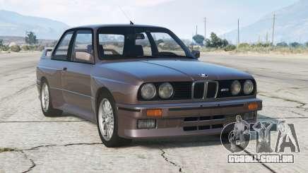 BMW M3 (E30) 1991〡d-on v1.3 para GTA 5