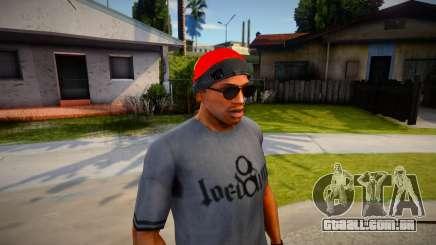 Cocar de GTA V para GTA San Andreas