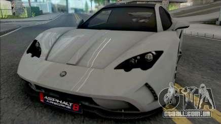 Vencer Sarthe 2014 para GTA San Andreas