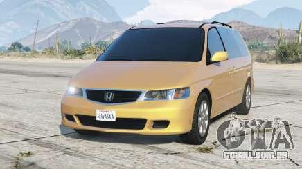 Honda Odyssey (RL1) 2002〡add-on para GTA 5