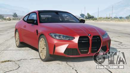 BMW M4 Competition (G82) 2020 para GTA 5