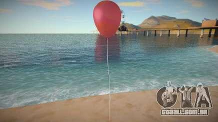 Uma bola do filme Ono para GTA San Andreas